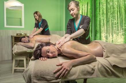 Emilie Duchene spa France