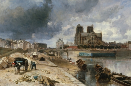 Les Hollandais à Paris, 1798-1914