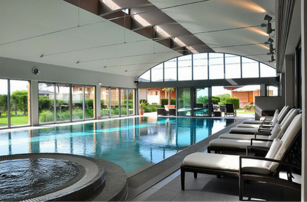 Relais & chateaux wellness