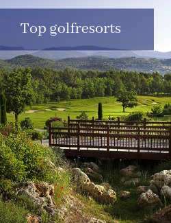 vignette Top golfresorts